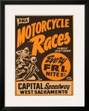 Capital Speedway  California