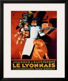 Saucisson le Lyonnais