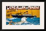 Ligne Allan au Canada