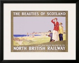 North British Railway  Golf in Scotland