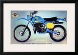Bultaco Frontera MKII Motorcycle Poster