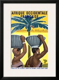 French Occidental Africa Colonies