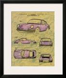 Porsche Patent