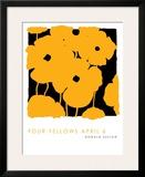Four Yellows  April 6 2005