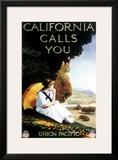 Union Pacific  California Calls