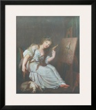 Girl with a Spindle