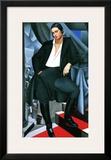 Portrait of the Dutchess de la Salle  c1925