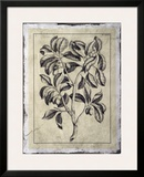 Embellished Antique Foliage I
