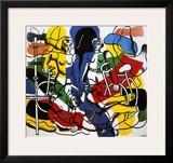 Les Belles Cyclistes  c1944