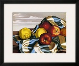 Still Life with Apples and Lemons