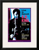 BB King - Live in Detroit