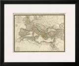 Empire Romain sous Constantin  c1822