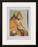 Sistinine Madonna - Pope Sixtus (Detail)