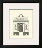 Parisian Facade IV