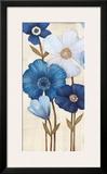 Fleurs Bleues I