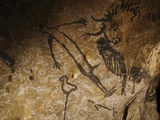 Stone-age Cave Paintings  Lascaux  France