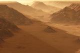 Valles Marineris  Artwork