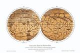 Schiaparelli's Map of Mars  1877-1888