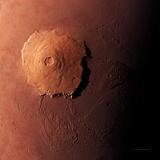 Olympus Mons  Morning View