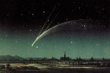 Donati's Comet  1858