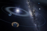 Solar System  Artwork