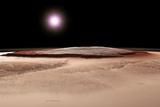 Olympus Mons  Mars