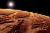 Valles Marineris  Mars