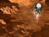 Spacecraft Lands on Mars