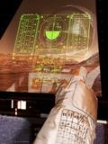 Astronaut Landing on Mars  Artwork