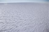 Sastrugi Snow Patterns