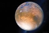 Terraforming Mars  Computer Artwork