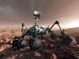 Curiosity Rover  Artwork