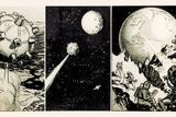 Moon Flight Comic