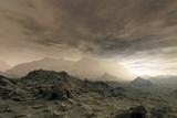 Surface of Venus  Artwork
