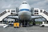 SOFIA Airborne Observatory Aircraft