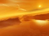 Titan Landscape