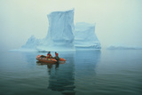 Grounded Iceberg Near Rothera Station  BAS
