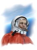 Yuri Gagarin  Soviet Cosmonaut