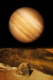 Jupiter From Io