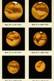 Beyer's Observations of Mars