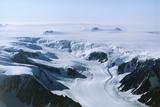 Perutz Glacier  Antarctic Peninsular