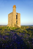 Disused Mine Engine House  Cornwall
