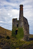 Ruin  Porthtowan  Cornwall