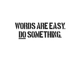 Words Are Easy