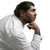 Modern Neanderthal  Conceptual Image