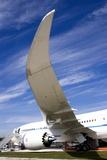 Boeing 787 Dreamliner At Farnborough