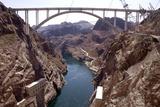 Colorado River Below Hoover Dam