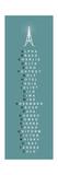 Phonetic Alphabet II Giclée premium par The Vintage Collection