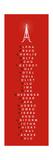 Alphabet phonétique I Giclée premium par The Vintage Collection
