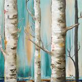 Birch Forest I